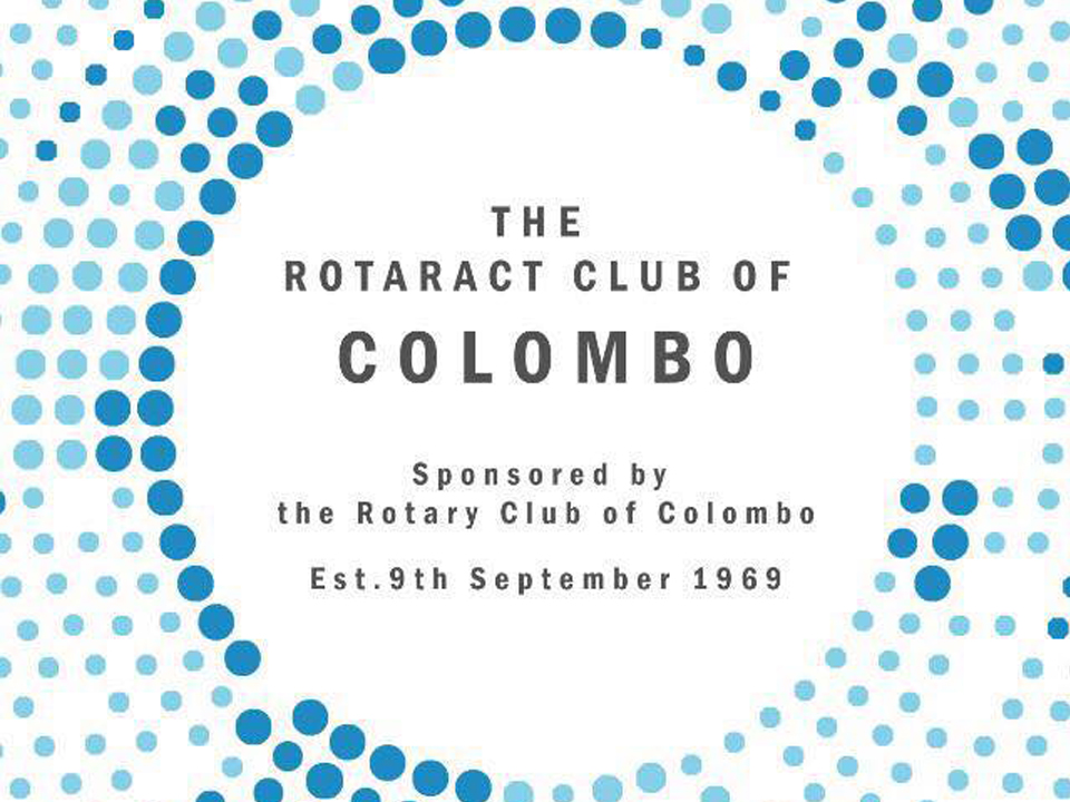 The Rotaract Club of Colombo